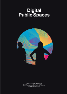 Digital Public Spaces. Coverbild: Kiosk