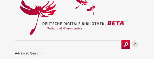 Screenshot: deutsche-digitale-bibliothek.de