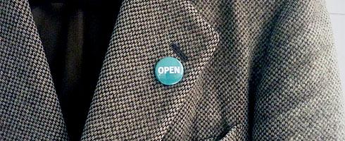 open-button