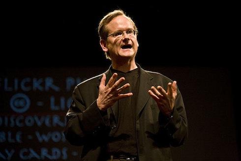 Lawrence Lessig, Febraur 2008