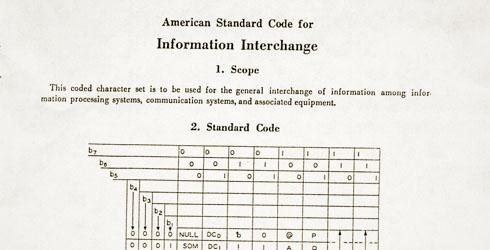 """Bit D: Im Buchstabe """"e"""" des ASCII-Codes."""