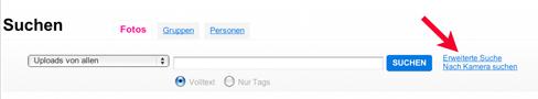 Abbildung: Suche nach Creative-Commons-Inhalten bei Flickr (flickr.com, 05.11.13) width=