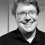 Lambert Heller leitet das Open Science Lab der Technischen Informationsbibliothek (TIB) Hannover. Er beschäftigt sich mit neuen Praktiken des Forschens und Publizierens und den sich daraus ergebenden Aufgaben der Bibliotheken. Foto: Lilli Iliev, CC BY-SA