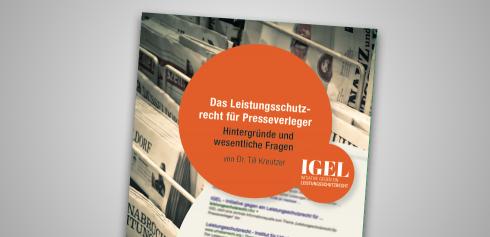Aufmacherbild IGEL-LSR-Broschüre