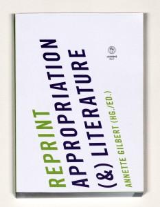 Annette Gilbert (Hrsg.) Reprint Cover