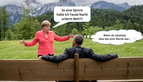 Variation des Merkel-Mems. Fundort: Twitter
