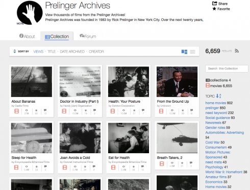 Screenshot: archive.org