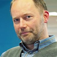 Martin Kretschmer ist Professor für Immaterialgüterrecht an der Universität Glasgow und Leiter des Centre for Copyright and New Business Models in the Creative Economy (CREATe). Er gehört der European Copyright Society an, einem Verbund von Urheberrechtswissenschaftlern. Foto: CREATe, University of Glasgow
