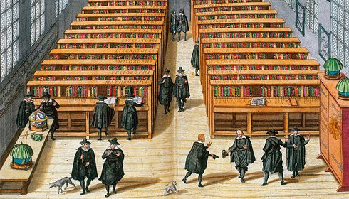 Universiteitsbibliotheek-Leiden