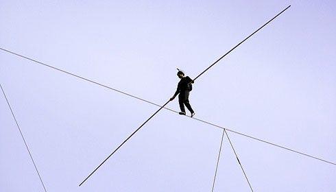 high-wire