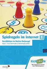 """Broschüre """"Spielregeln im Internet 1"""" in neuer Auflage verfügbar"""