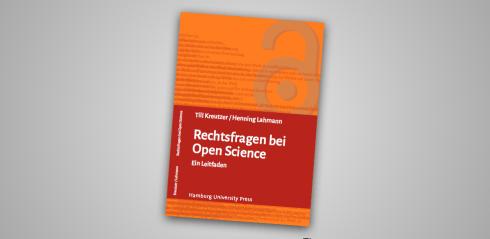 Aufmacher zu Meldung HUP_Kreutzer_Open Science_Rechtskompendium