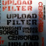Uploadfilter Copyright Censored