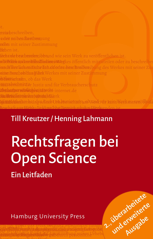 Rechtsfragen bei Open Science